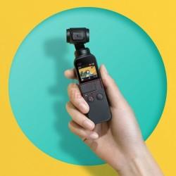 Veiksmo kamera su stabilizatoriumi DJI OSMO Pocket