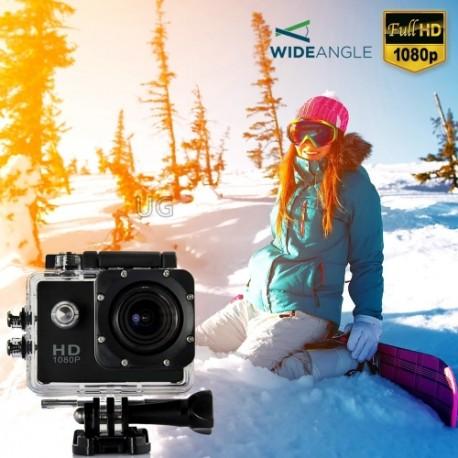 Veiksmo kamera Go Sport Pro | Full HD Laisvalaikio kamera