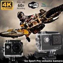 Go Sport Pro 3 FullHD 4K WiFi | Laisvalaikio kamera