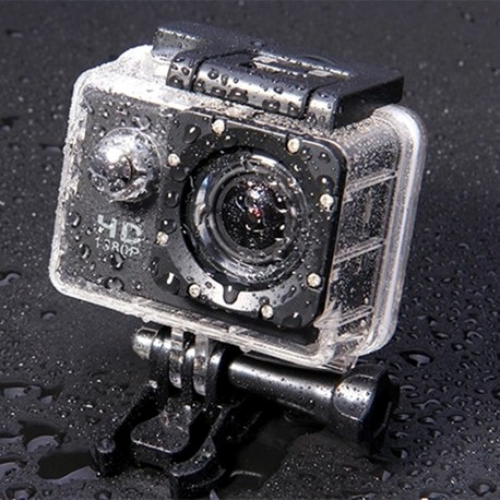 Veiksmo kamera S1 | HD Laisvalaikio kamera