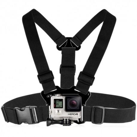 Krūtinės diržas GoPro veiksmo kamerai