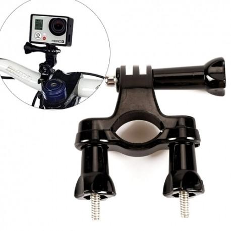 GoPro veiksmo kameros laikiklis ant dviračio