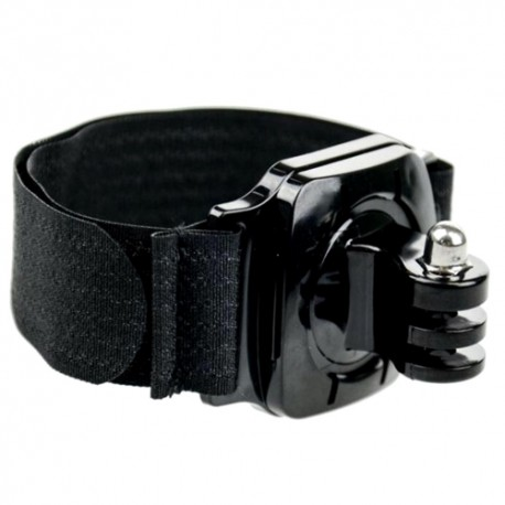 GoPro kameros laikiklis ant riešo